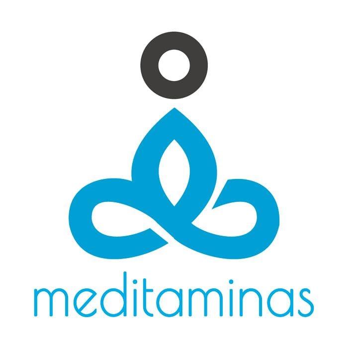 consejos para diseñar logotipos: Meditaminas