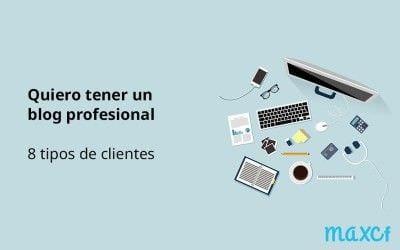 Quiero tener un blog profesional