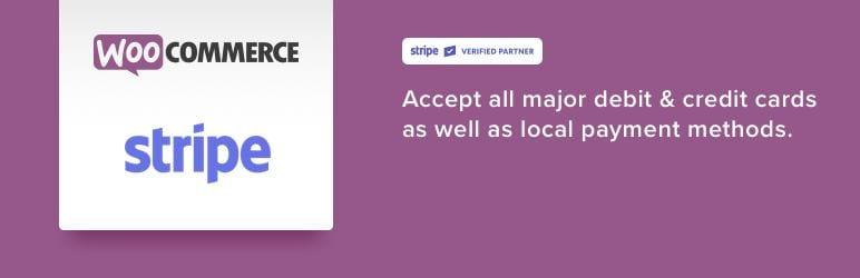 configurar WooCommerce: Stripe