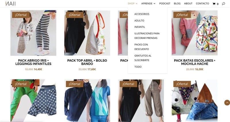 Crear una tienda online en WordPress: categorías y etiquetas de producto en WooCommerce