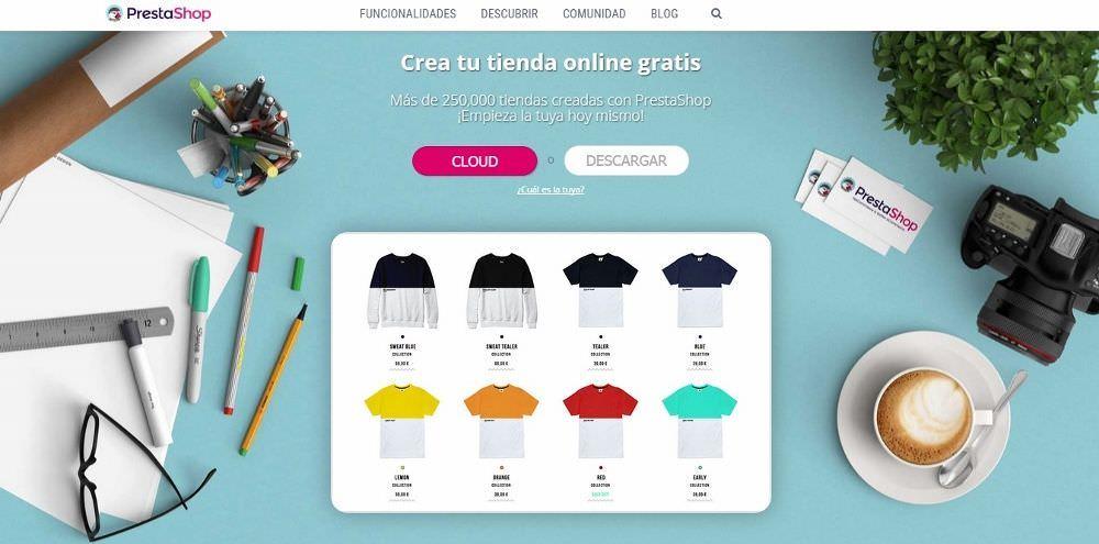 5 pasos para posicionar una tienda online con Prestashop