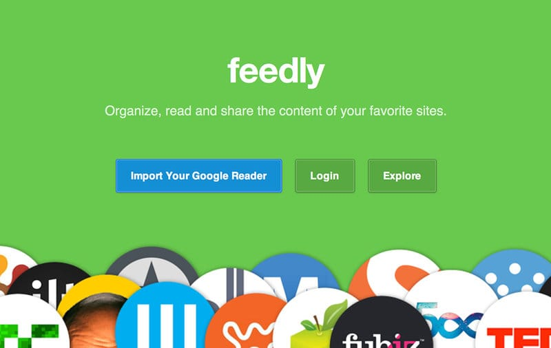 ¿Por qué usar Feedly?