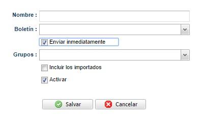 Configurar los autorrespondedores de Mailrelay