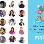 20 consejos de expertos para triunfar con un blog