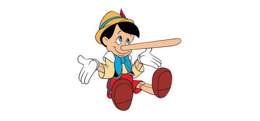 10 tipos de personas en el mundo del marketing online: el rey del postureo (Pinocho)