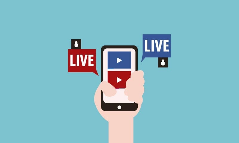 22 plataformas y herramientas para emitir en streaming