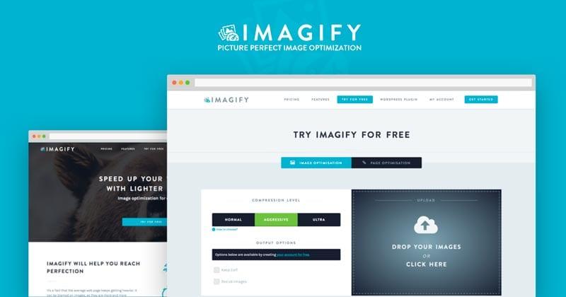 optimizar imágenes en WordPress: Imagify