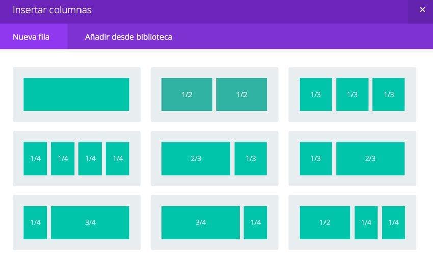 Cómo personalizar el fondo de las secciones, columnas y módulos en Divi