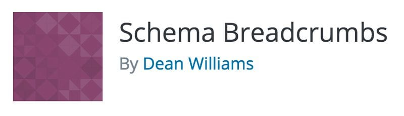 Schema Breadcrumbs