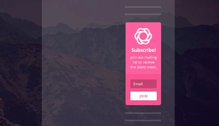 configurar bloom: formularios sidebar