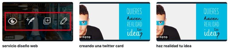 Cómo crear Twitter Cards personalizadas