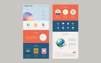 🎨 10 ideas para maquetar y diseñar páginas en WordPress