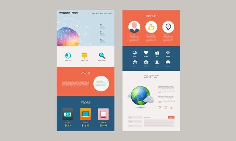 Ideas para maquetar y diseñar páginas en WordPress