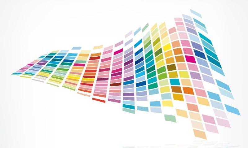 Paletas de colores para dise o web 9 herramientas donde crearlas - Paleta de colores pared ...