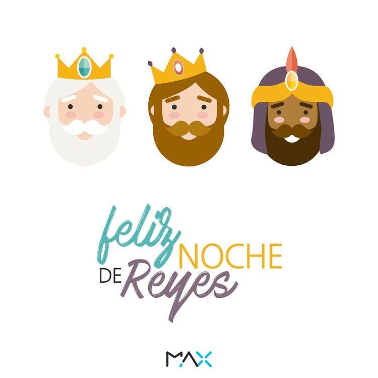 felices reyes: feliz noche de reyes