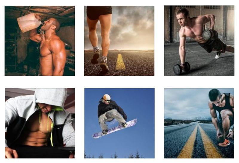 Cómo crear una pagina web con Divi: imágenes