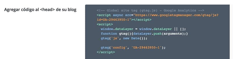 Configurar Google Analytics en Divi