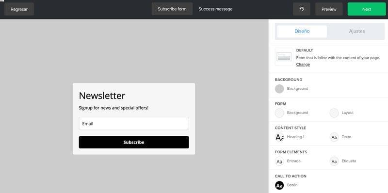 Cómo adaptar al RGPD tus formularios de suscripción con Mailerlite