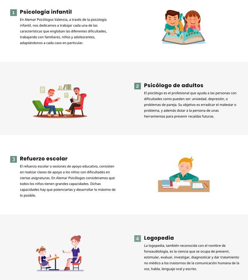 Elementos que puedes usar en tu sitio web para darle personalidad