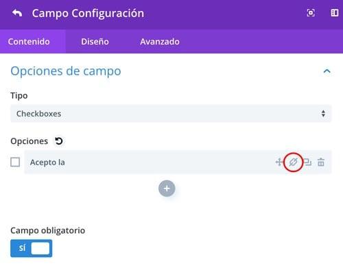 Cómo adaptar al RGPD los formularios de contacto en Divi