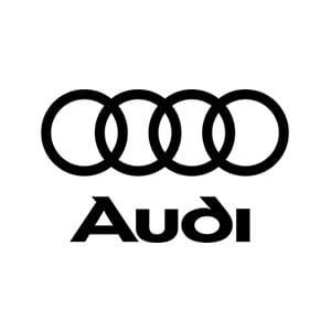 consejos para diseñar logotipos: Audi