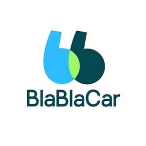 consejos para diseñar logotipos: blablacar