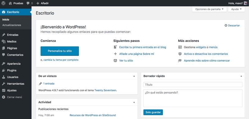 Cómo configurar WordPress como un profesional: opciones y ajustes