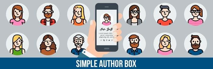 Plugins para añadir una caja de autor en WordPress