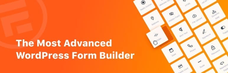 herramientas y plugins para crear formularios de contacto en WordPress: Formidable Form Builder