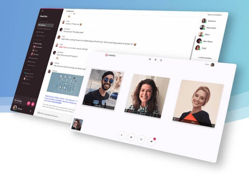 Plataformas y herramientas para emitir en streaming: Collabify