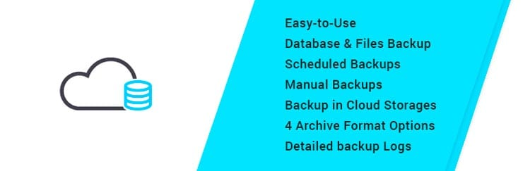 10 plugins para hacer una copia de seguridad en WordPress: Backup WD – Backup and Restore Plugin