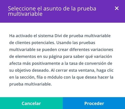 Divi Leads: cómo crear pruebas multivariables con Divi (tests A/B)
