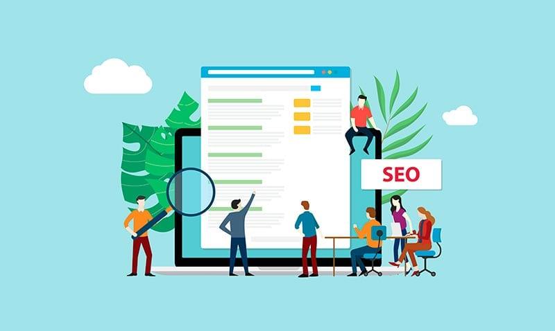 Cómo estructurar el SEO de una landing page de ventas