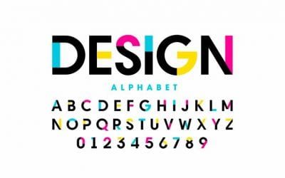 9 páginas para descargar fuentes creativas de diseño gráfico