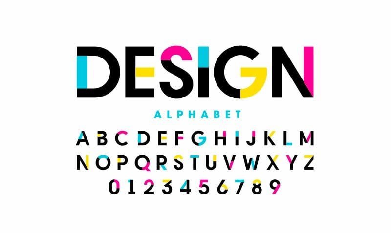páginas donde descargar fuentes creativas para diseño gráfico