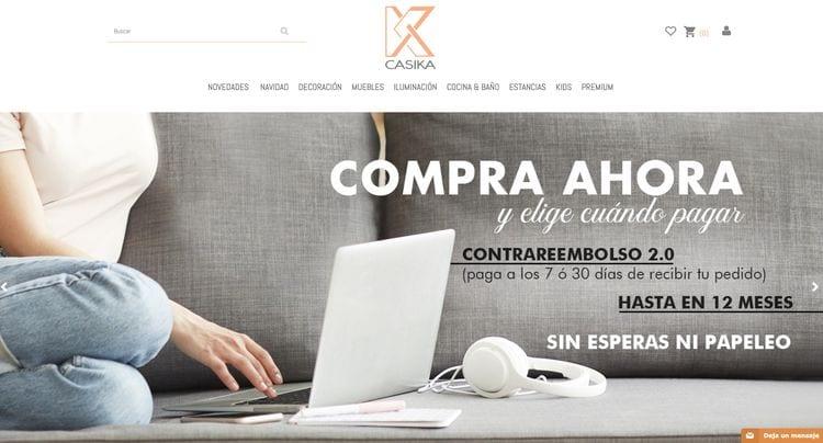 header web: buscador