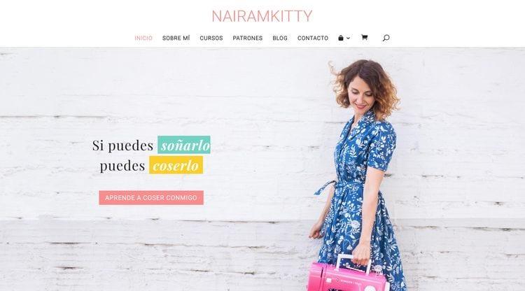 header web: tienda online