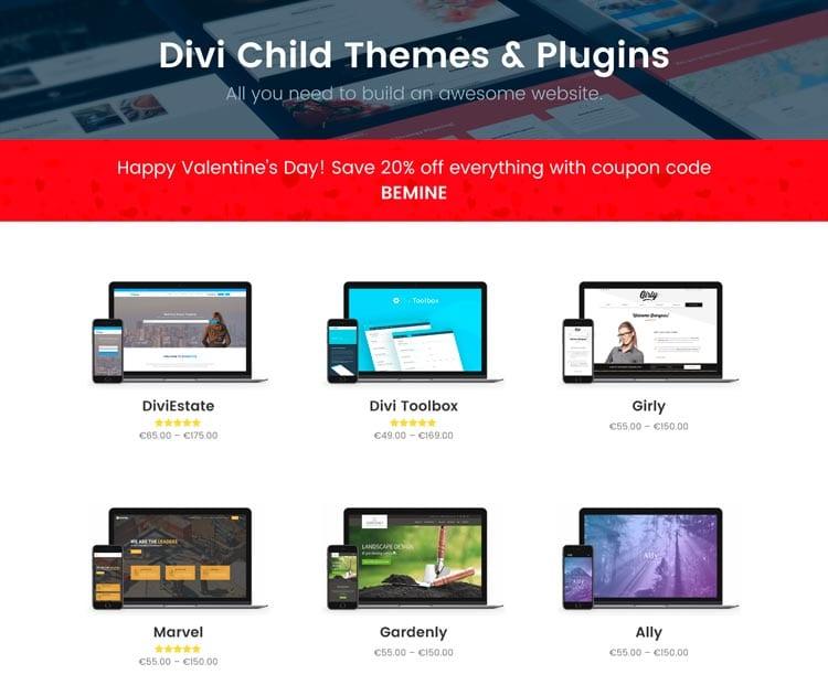 Plantillas para Divi: B3 Multimedia Solutions