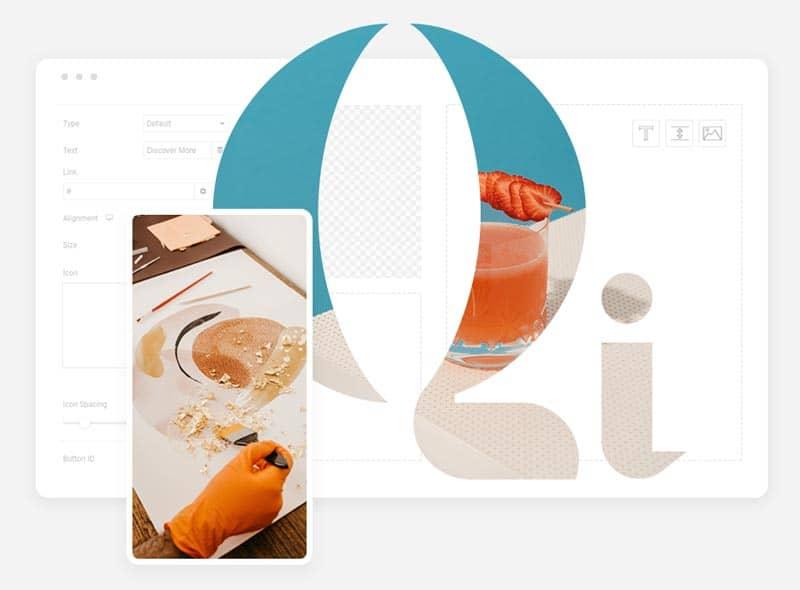 Plantillas WordPress gratis: Qi Theme