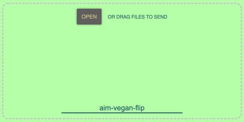 Herramientas y plataformas para enviar archivos grandes y pesados: webwormhole
