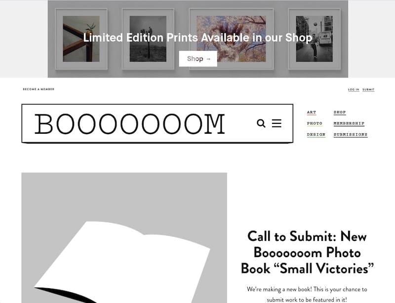 sitios de membresía: Booooooom