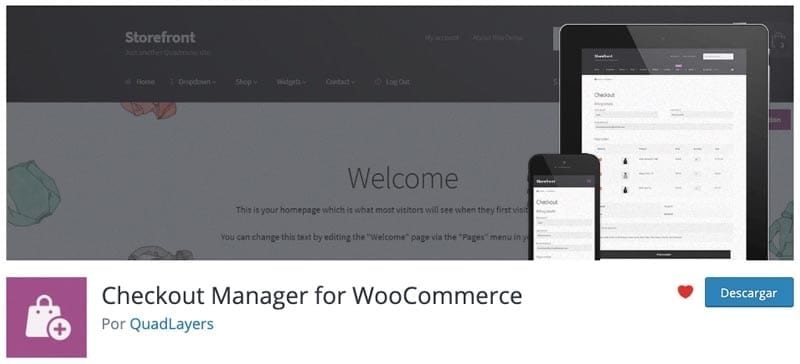 Cómo crear una membresía en WordPress: WooCommerce Checkout Manager