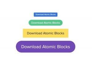 Plugins para añadir bloques al editor de WordPress: Atomic Blocks