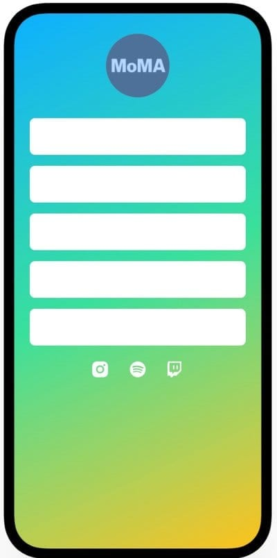 Cómo crear una página de enlaces (landing social): Linktree
