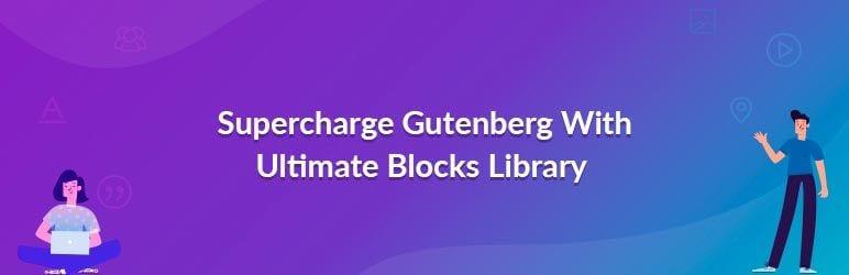 Plugins para añadir bloques al editor de WordPress: Gutenberg Blocks