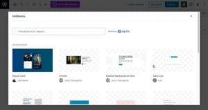 Plugins para añadir bloques al editor de WordPress: Heliblocks