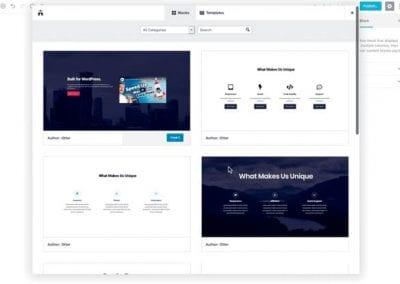 Plugins para añadir bloques al editor de WordPress: Otter Blocks