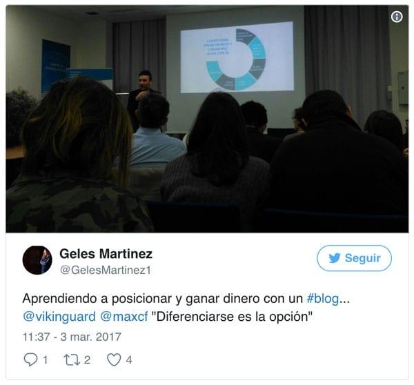 opiniones Max Camuñas