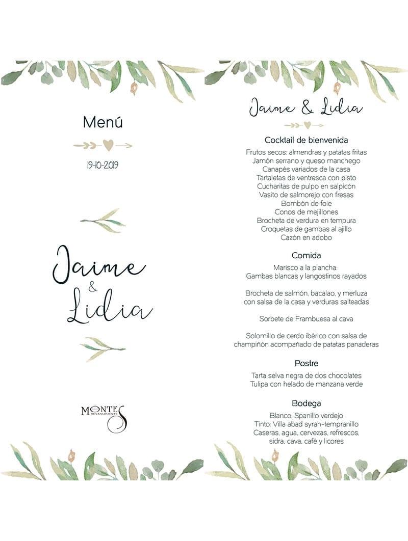 diseñador gráfico freelance: invitación boda