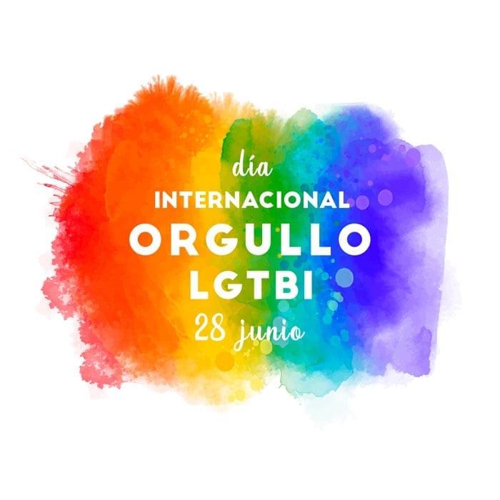 diseñador gráfico freelance: día del orgullo LGTBI